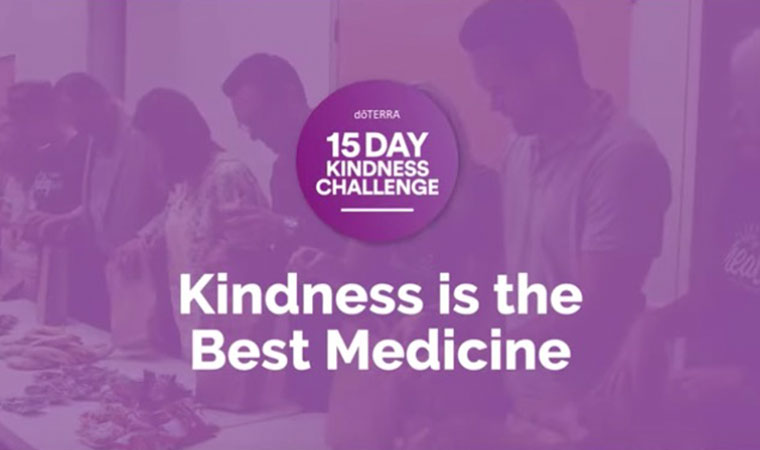 Kindness is the best medicine